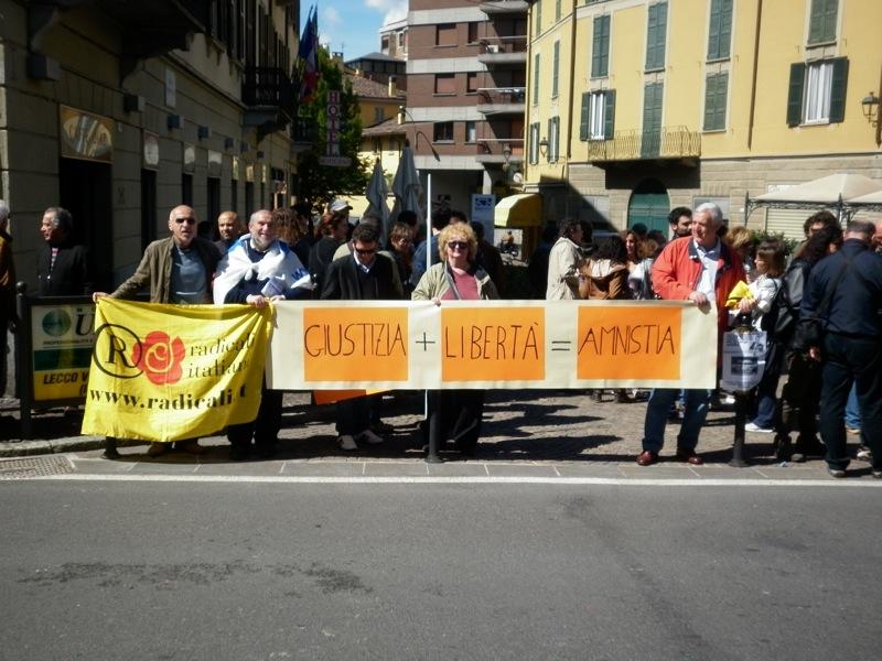 25 aprile 2012 amnistia